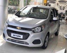 Bán xe Chevrolet Spark đời 2018, màu bạc giá 359 triệu tại Tp.HCM