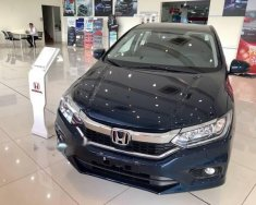 Cần bán Honda City sản xuất năm 2018, màu xanh lam giá cạnh tranh giá 599 triệu tại Tp.HCM