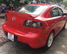 Cần bán xe Mazda 3 1.6 AT đời 2009, màu đỏ  giá 354 triệu tại Hà Nội
