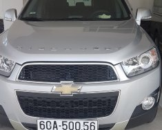 Bán Chevrolet Captiva LTZ 2.4AT 2012, màu xám bạc, nhập khẩu giá 540 triệu tại Bình Thuận