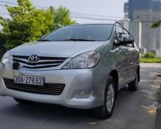 Cần bán gấp Toyota Innova sản xuất 2008, màu bạc, giá 410tr giá 410 triệu tại Hà Nội