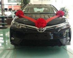Cần bán xe Toyota Corolla Altis 1.8 E CVT năm 2018, màu đen, 707 triệu giá 707 triệu tại Hà Nội