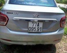 Bán xe Hyundai Grand i10 năm 2016, màu bạc, nhập khẩu, giá chỉ 330 triệu giá 330 triệu tại Tp.HCM