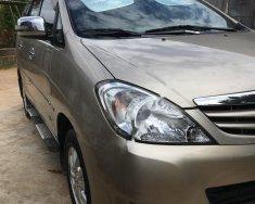 Bán Toyota Innova G SR đời 2010, màu nâu giá 475 triệu tại Bình Định