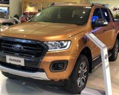Bán Ford Ranger Wildtrak Turbo 2.0 năm 2018, xe nhập, 853 triệu giá 853 triệu tại Tp.HCM