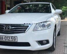 Bán Toyota Camry 2.0E đời 2010, màu trắng  giá 615 triệu tại Hà Nội