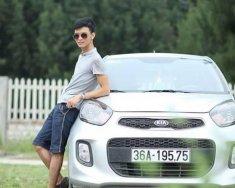 Cần bán xe Kia Morning 2016, xe đẹp giá 270 triệu tại Thanh Hóa