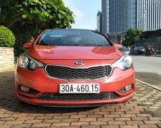 Cần bán xe Kia K3 2.0AT sản xuất 2014, màu đỏ, bản full kịch đồ giá 550 triệu tại Hà Nội