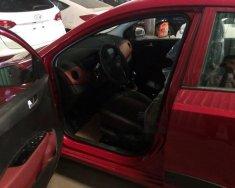Bán Hyundai Grand i10 Base đời 2018, màu đỏ, xe nhập giá 330 triệu tại Tp.HCM