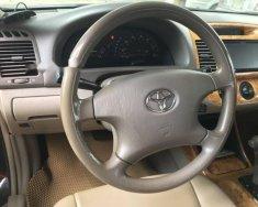 Cần bán Toyota Camry đời 2004, màu đen, nhập khẩu nguyên chiếc giá 395 triệu tại Đồng Tháp