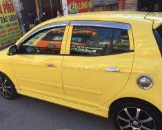 Cần bán lại xe Kia Morning SX 1.1 AT Sport sản xuất 2011, màu vàng  giá 240 triệu tại Hà Nội