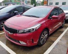 Cần bán xe Kia Cerato 1,6MT sản xuất 2018, màu đỏ, giá chỉ 530 triệu giá 530 triệu tại Hà Nội