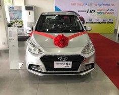 Cần bán Hyundai Grand i10 đời 2018, màu bạc, nhập khẩu nguyên chiếc, 350tr giá 350 triệu tại Hà Nội
