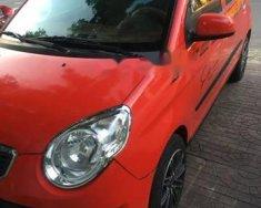 Bán ô tô Kia Morning sản xuất 2012, màu đỏ chính chủ giá 180 triệu tại Đắk Lắk