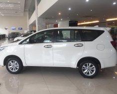 Bán Toyota Innova E đời 2018, màu trắng giá 740 triệu tại Tp.HCM