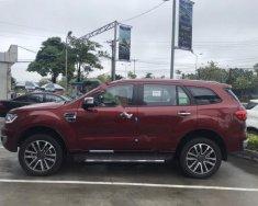 Bán Ford Everest Trend 2.0 Bitubor sản xuất 2018, màu đỏ  giá 1 tỷ 112 tr tại Hà Nội