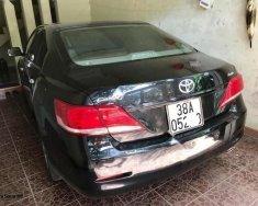 Cần bán gấp xe cũ Toyota Camry 2.4G đời 2010, màu đen giá 635 triệu tại Hà Tĩnh