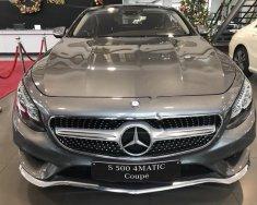 Cần bán Mercedes S500 4Matic năm 2016, màu xám, nhập khẩu như mới giá 8 tỷ 600 tr tại Hà Nội