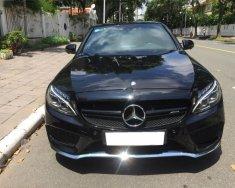 Bán xe Mercedes C300 2016, màu đen giá 1 tỷ 620 tr tại Tp.HCM