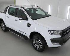 Bán Ford Ranger Wildtrak đời 2018, màu trắng, nhập khẩu giá cạnh tranh giá 650 triệu tại Tp.HCM