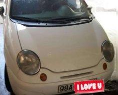 Bán Daewoo Matiz năm sản xuất 2005, màu trắng, xe đẹp giá 55 triệu tại Bắc Giang