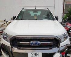 Bán xe Ford Ranger Wildtrak 2.2L 4x2AT 2016 màu trắng, chính chủ ĐK tháng 07/2016 giá 780 triệu tại Hà Nội