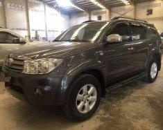 Cần bán Toyota Fortuner năm 2009, màu xám, xe đẹp giá 519 triệu tại Tp.HCM