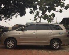 Bán ô tô cũ Toyota Innova E đời 2013, màu vàng giá 528 triệu tại Hà Nội
