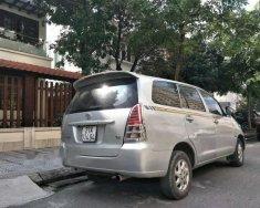 Bán Toyota Innova 2008, màu bạc, giá tốt giá 258 triệu tại Hà Nội