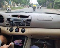 Bán Toyota Camry 2.4 đời 2003, màu đen số sàn giá 328 triệu tại Hà Nội