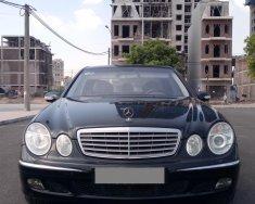 Bán Mercedes E240 đời 2003 AT, màu đen. Tư nhân 29X-4 số vip giá 285tr giá 285 triệu tại Hà Nội