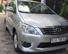 Bán Toyota Innova E năm sản xuất 2014, màu bạc số sàn, giá 525tr giá 525 triệu tại Tp.HCM