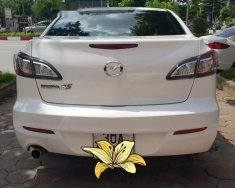 Bán Mazda 3 năm 2014, màu trắng, chính chủ giá 515 triệu tại Hà Nội