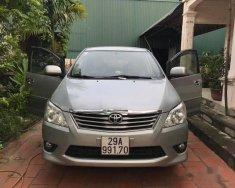 Bán Toyota Innova E đời 2013, màu bạc, chính chủ giá 488 triệu tại Vĩnh Phúc