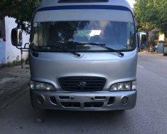 Bán xe Hyundai County 29 chỗ năm 2005, màu bạc nhập khẩu, 385tr giá 385 triệu tại Hà Nội