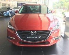 Bán xe Mazda 3 1.5L sản xuất 2018, màu đỏ giá 659 triệu tại Hà Nội