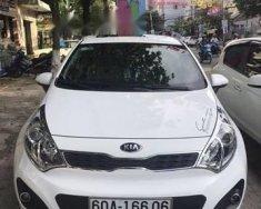 Cần bán gấp Kia Rio sản xuất 2012, màu trắng, Đk 2013 giá 395 triệu tại Đồng Nai