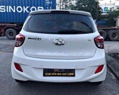 Bán xe Hyundai Grand i10 sản xuất 2015, màu trắng, xe nhập   giá 390 triệu tại Hải Phòng