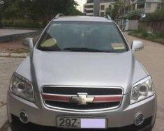 Bán ô tô Chevrolet Captiva đời 2008, màu bạc số tự động giá 326 triệu tại Hà Nội