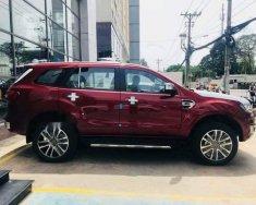Cần bán xe Ford Everest đời 2018, màu đỏ giá 1 tỷ 112 tr tại Đà Nẵng