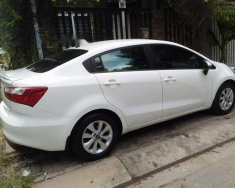 Cần bán lại xe Kia Rio năm sản xuất 2017, màu trắng còn mới, giá 465tr giá 465 triệu tại Đà Nẵng