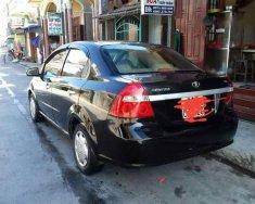 Cần bán xe Daewoo Gentra đời 2008, màu đen giá 165 triệu tại Gia Lai