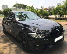 Bán xe BMW 3 Series 320i đời 2013 màu đen, nội thất đen cực sang giá 845 triệu tại Tp.HCM