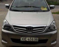Cần bán xe Toyota Innova G sản xuất năm 2010, màu bạc số sàn giá 455 triệu tại Hà Nội