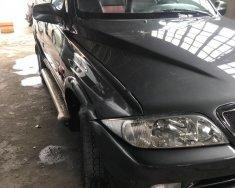 Cần bán Ssangyong Musso 4WD đời 2004, hình thức xe rất đẹp giá 125 triệu tại Lâm Đồng