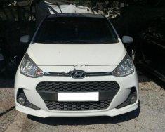 Cần bán lại xe Hyundai Grand i10 1.2AT, số tự động, màu trắng, xe nguyên zin nguyên kiện giá 409 triệu tại Hà Nội