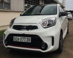 Bán xe Kia Morning số tự động, màu trắng, xe nhà nữ sử dụng chạy 2 vạn giá 350 triệu tại Đà Nẵng