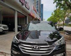 Bán xe Hyundai Santa Fe bản full, hai cầu, tư nhân chính chủ một chủ từ đầu giá 1 tỷ 160 tr tại Hà Nội