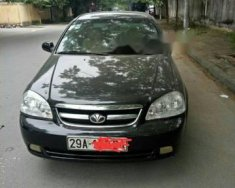 Cần bán gấp Chevrolet Lacetti năm 2011, màu đen chính chủ  giá 242 triệu tại Hà Nội