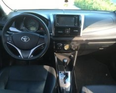 Bán Toyota Vios G năm sản xuất 2015, màu đen ít sử dụng giá 504 triệu tại Hà Nội